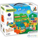 Közepes Méretű Építőkockák 33Db-os - Wader (Wader, 41581W)