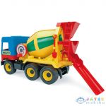 Middle Truck: Betonkeverő Kocsi 39Cm - Wader (Wader, 32390)