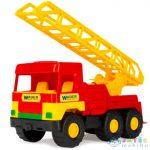 Middle Truck: Tűzoltó Autó 42Cm - Wader (Wader, 32370)