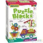 Puzzle Elemek 40Db-os Készlet - Wader (Wader, 41630)