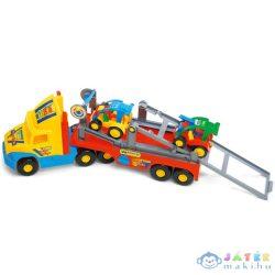 Super Truck Buggy Csapatszállító Kamion - Wader (Wader, 36630)