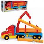 Super Truck Csővezeték Szállító Teherautó - Wader (Wader, 36540)