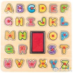 Abc Nyomda Puzzle - Woodyland (Woodyland, 91808)