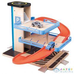 Fa Parkolóház Lifttel (Woodyland, 91847)
