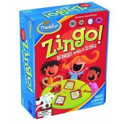 Zingó a Bingó (ThinkFun, 7700)